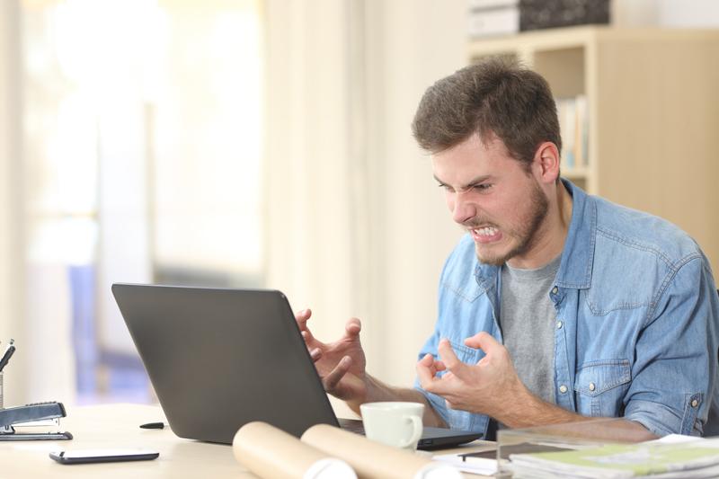 御社のサイトはユーザーをイライラさせていませんか?