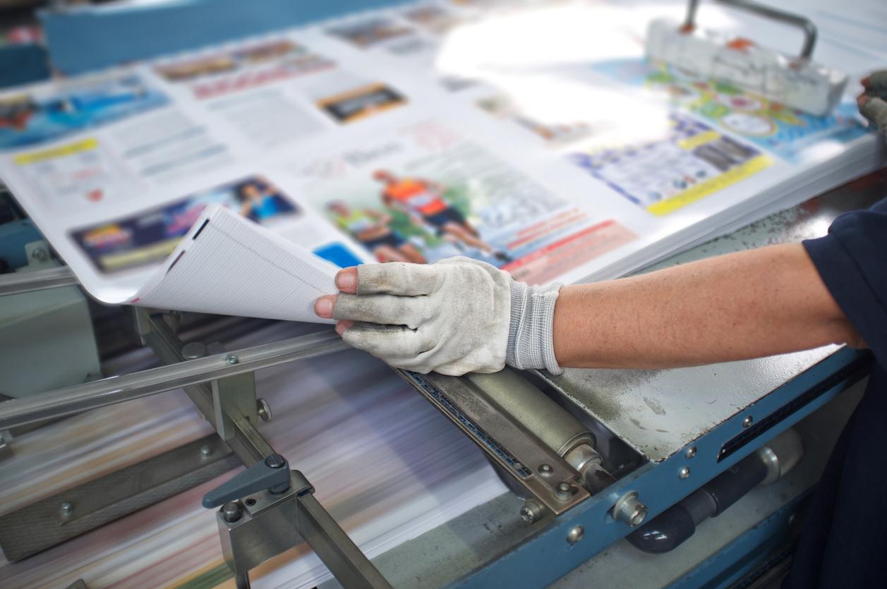 【チラシ・デザイン・販促】B3サイズ新聞折り込みチラシのレイアウトのコツ