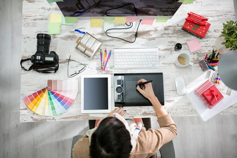 【WEB・チラシ・デザイン】デザインは置くべき位置を理解しないと全体が見えない