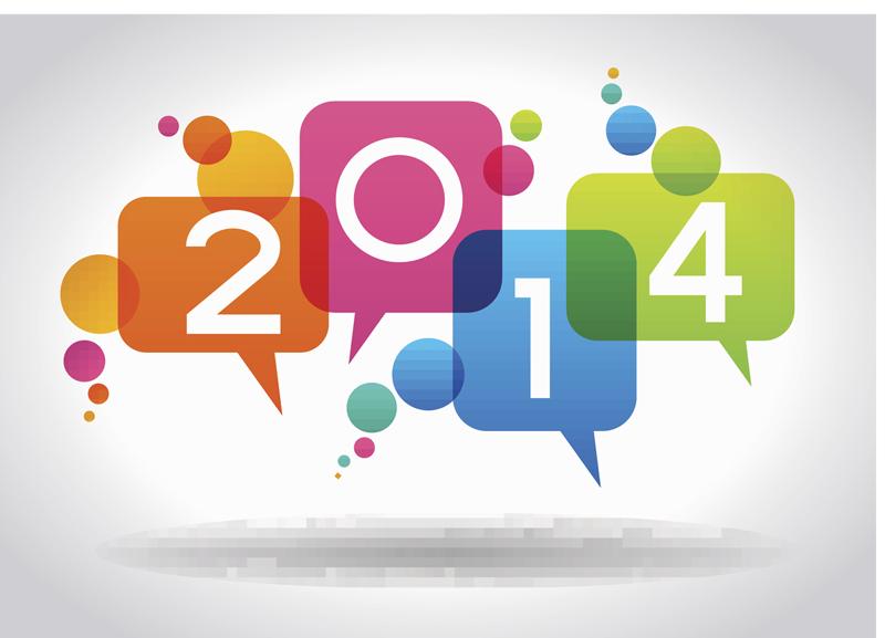 2014年を予測して売上アップしよう!