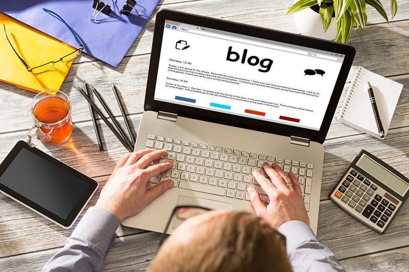 ホームページで集客をあげるコツはブログにあり!?