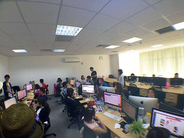 9/10〜9/12  ベトナムで社員研修兼、全社合同経営計画発表会を行いました。