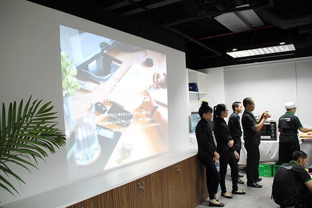3月7日にベトナムオフィスオープニングパーティーを開催しました。