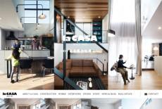 ホームページ制作|名古屋・江南・春日井・安城の注文住宅「ラカーサ」様