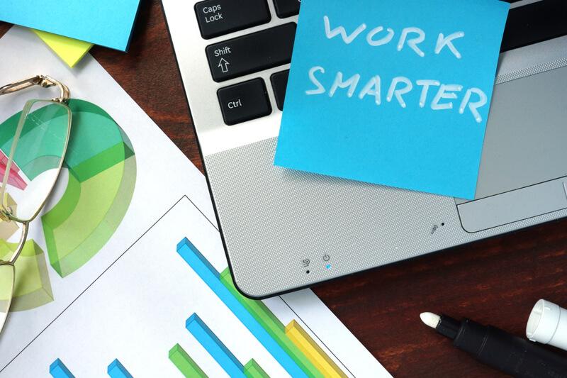 働き方改革のために仕事の効率化を考える