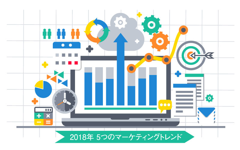 2018 - Web marketing trend