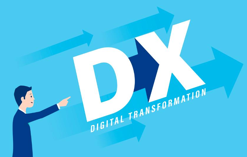 DXの定義とは?!求められるのはデジタル社会に対応して丸ごと企業が変わること