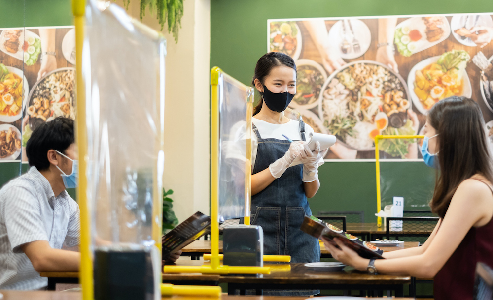 徹底的な感染対策が今後のスタンダードに!新しい生活様式に対応した飲食店作り