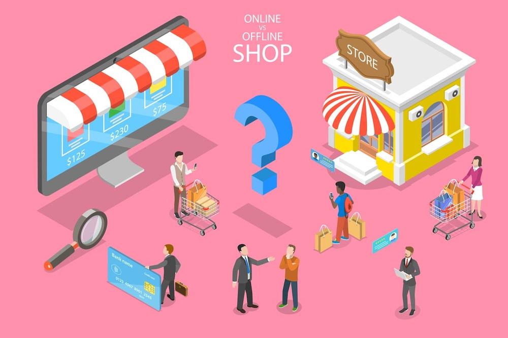 進むデジタル化、オンラインとオフラインを融合させて考える「OMO」が重要